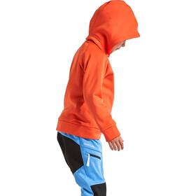 DIDRIKSONS Corin Veste Enfant, tile orange
